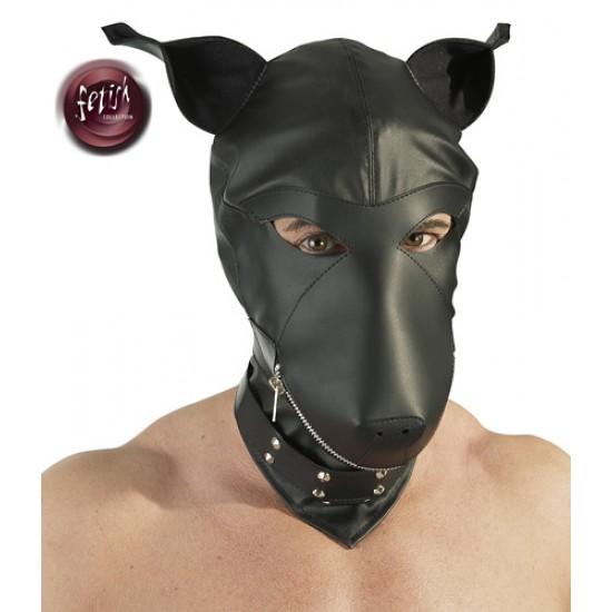 Шлем маска собака Dog Mask