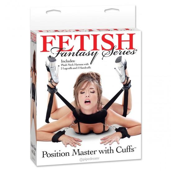 Универсальные оковы на новичков Fetish Fantasy Series Beginner's Cuffs