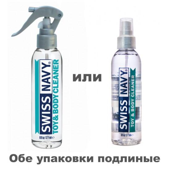 177мл. Очищающий спрей для игрушек и тела Toy & Body Cleaner