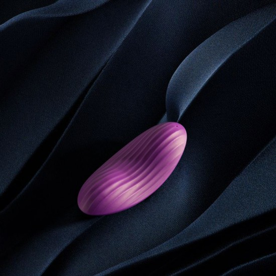Edeny фиолетовый клиторальный стимулятор с управлением через приложение